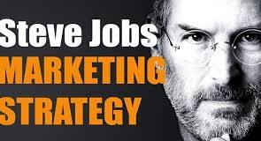 Steve Jobs' Marketing